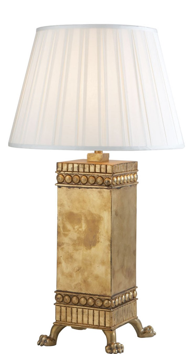 Canister Table Lamp