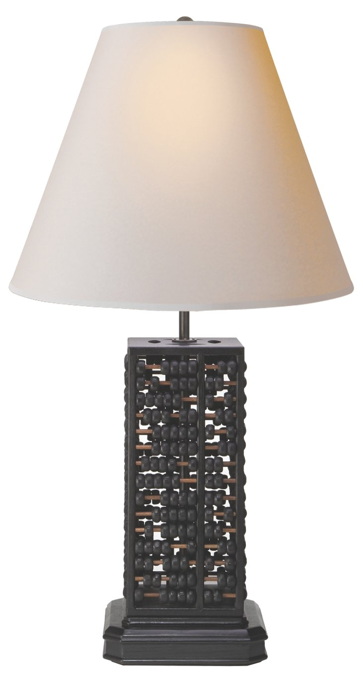 Ong Abacus Table Lamp