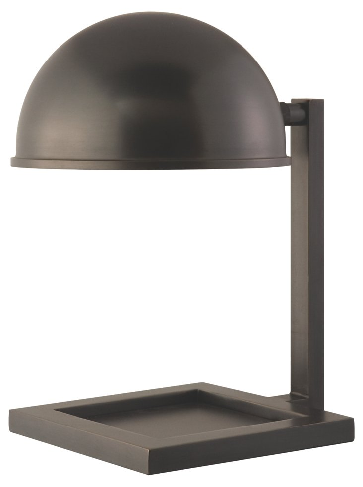 Kevin Table Lamp, Bronze