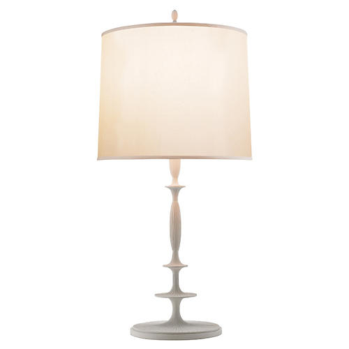 Lotus Table Lamp, White