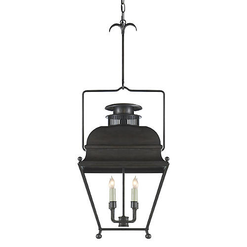 Holborn Lantern, Aged Iron