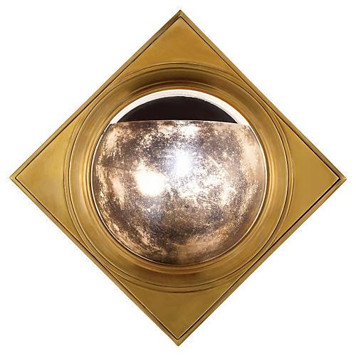 Venice Sconce, Brass