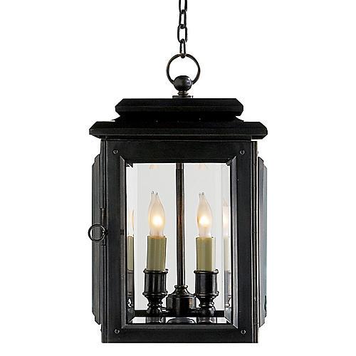 Kensington 4-Bulb Med. Outdoor Lantern