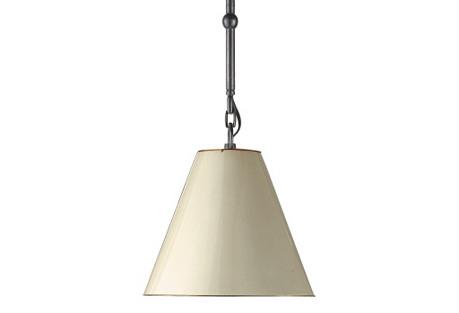 Goodman Petite Hanging Shade, Bronze