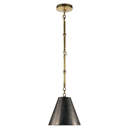 Goodman Hanging Shade, Bronze/Brass