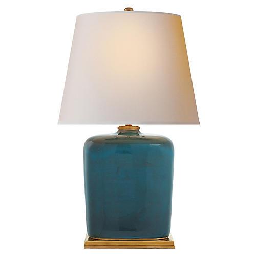 Mimi Table Lamp, Oslo Blue