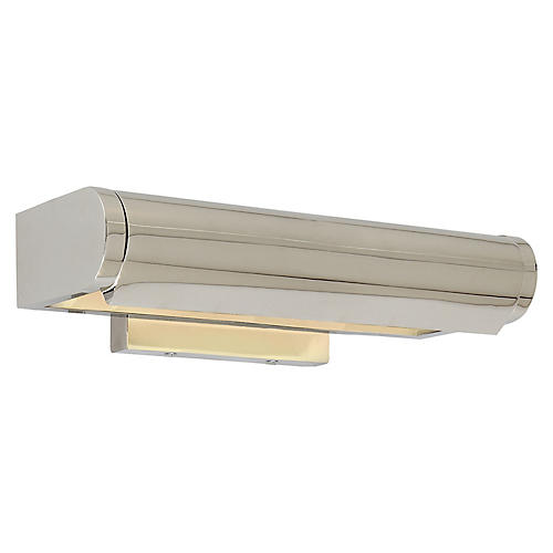 David Picture Light, Polished Nickel