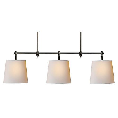 Bryant Linear Lighting, Bronze