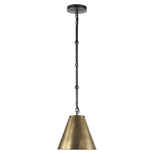 Goodman Hanging Shade, Brass