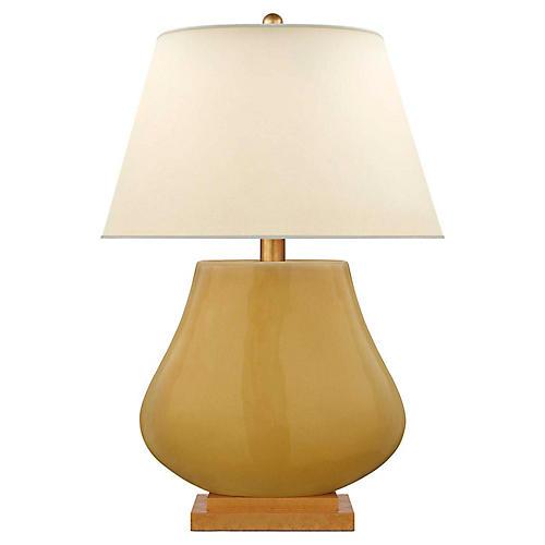 Taiping Table Lamp, Light Honey