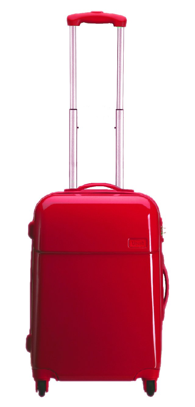 """22"""" Hardside Carry-On, Red"""
