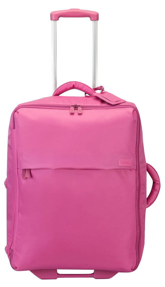 """25"""" Foldable Packing Case , Pink"""