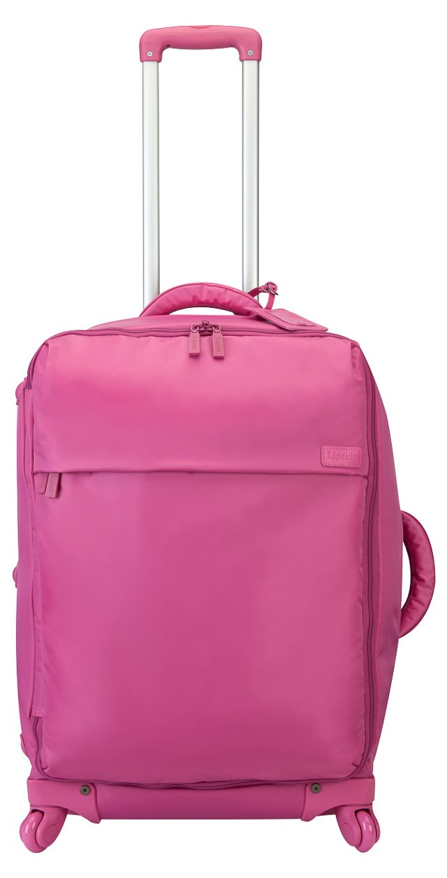 "25"" Wheeled Packing Case, Pink"