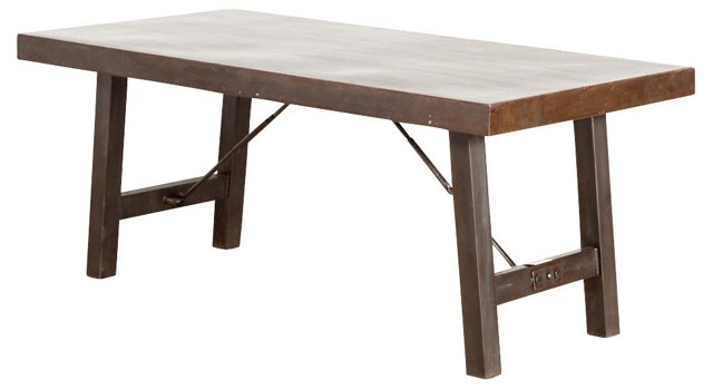 "Turnbuckle 71"" Dining Table"