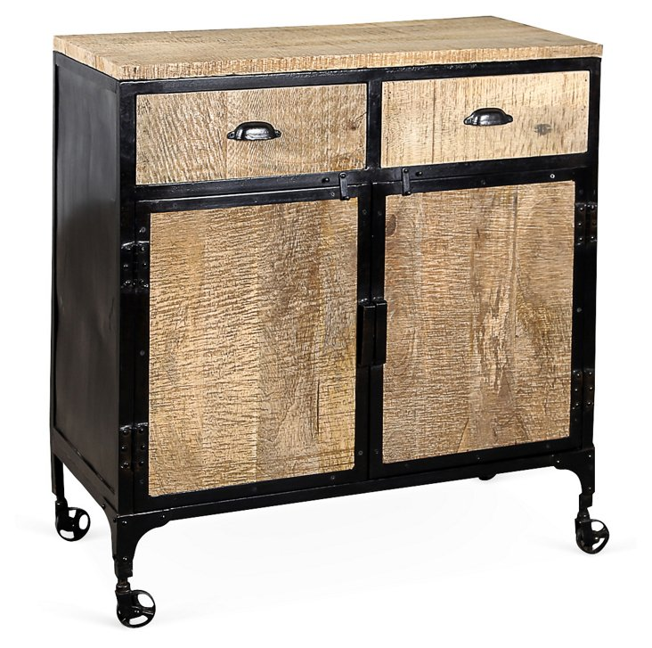 Jean 2-Drawer Sideboard