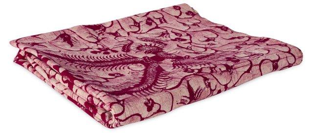 Regal Purple Cotton Fabric, 2.5 Yds.