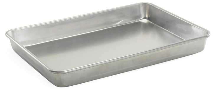 High-Sided Sheet Cake Baking Pan