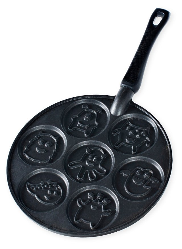 Cute Monster Pancake Pan
