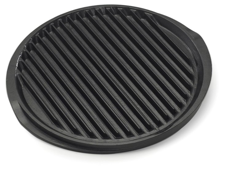 "12"" Reversible Round Grill/Griddle"
