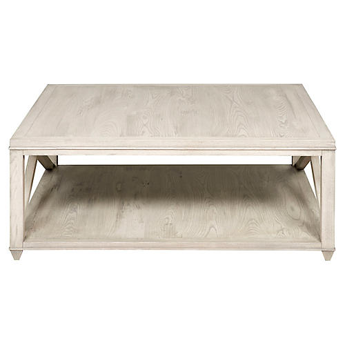 Landa Coffee Table, Graywash