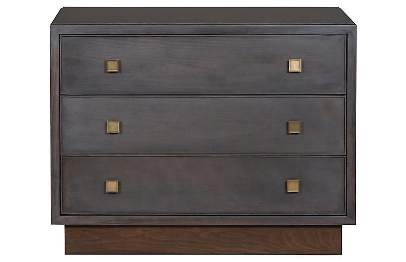 Cromwell Dresser, Gray