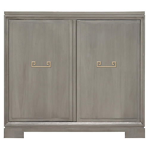 Flair Cabinet, Gray