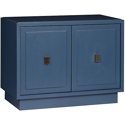 Ashton Nightstand, Navy