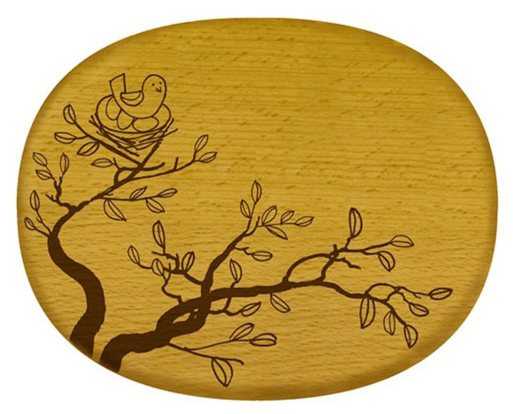 Nature Cheeseboard, Large