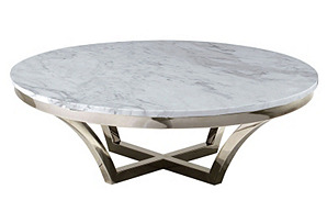 Aurora Marble Coffee Table