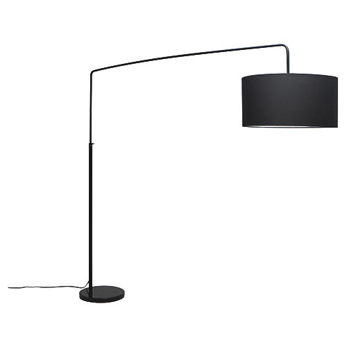 Weifang Floor Lamp, Black