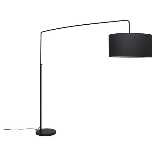 Weifang Floor Lamp, Black