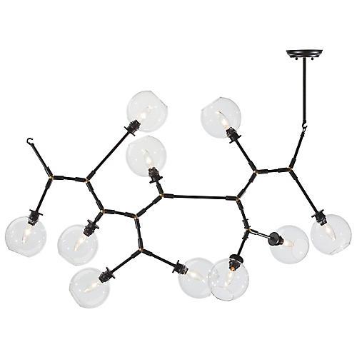 Caelum Pendant Lamp, Clear