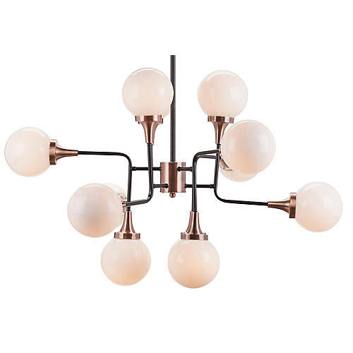 12-Light Bella Chandelier