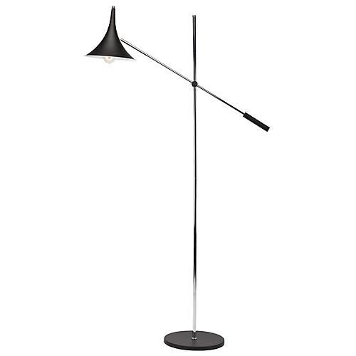 Parma Floor Lamp, Black
