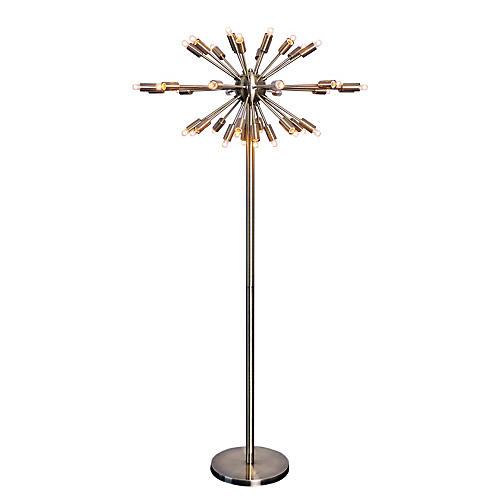 36-Light Vladimir Floor Lamp