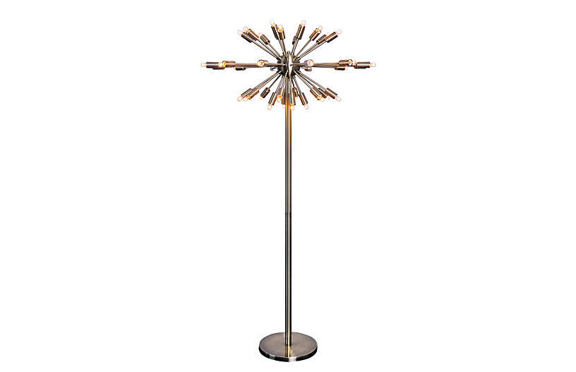 36-Light Vladimir Floor Lamp