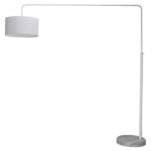 Weifang Floor Lamp, White