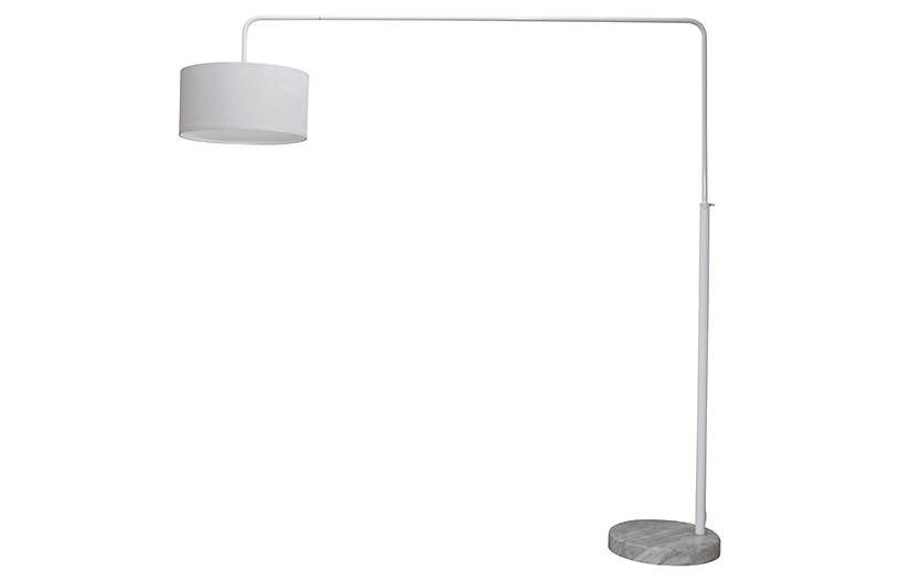 Weifang Floor Lamp, White