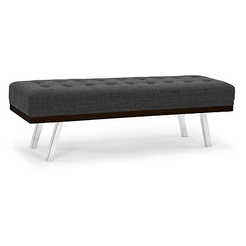 Rikard Bench, Dark Gray