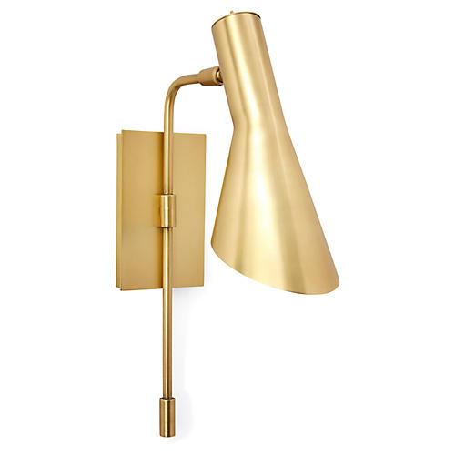 Penelope Sconce, Brass