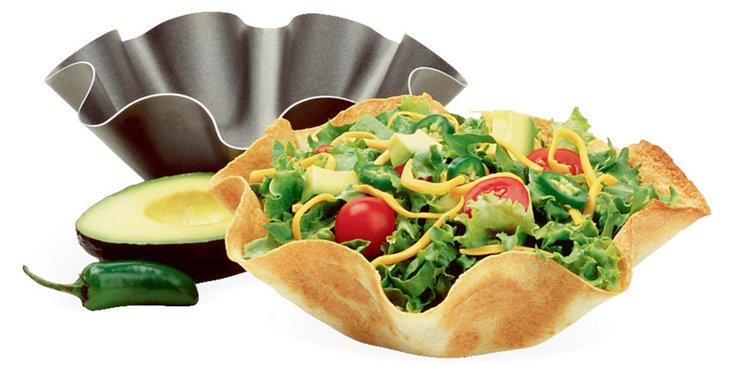 S/2 Large Tortilla Taco Shells