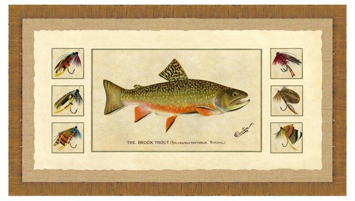 Trout & Flies II