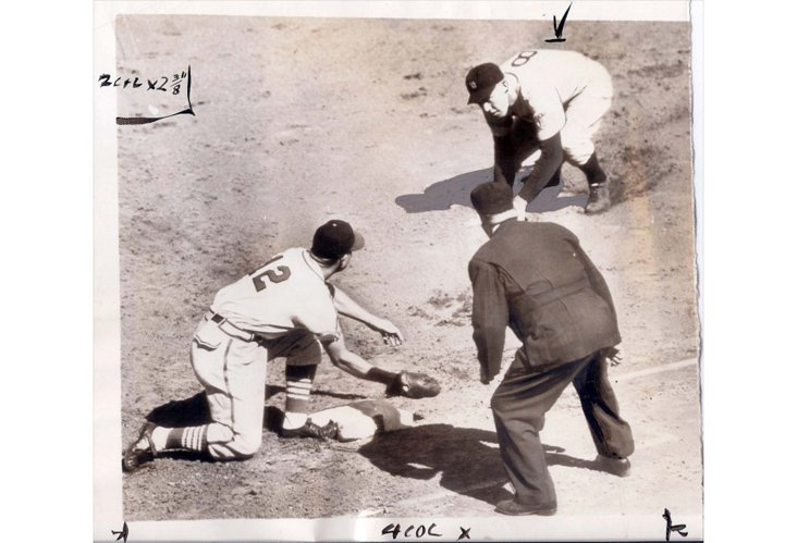 Press Photo, 1942 World Series 3