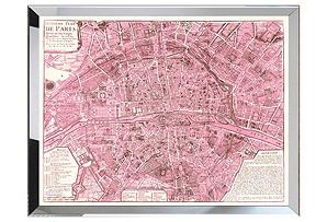 Map of Pink Paris