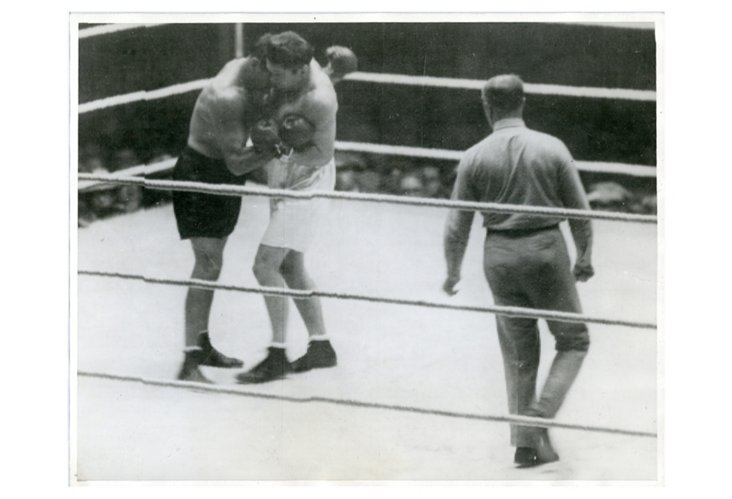 Dempsey-Tunney Long Count Fight 1927