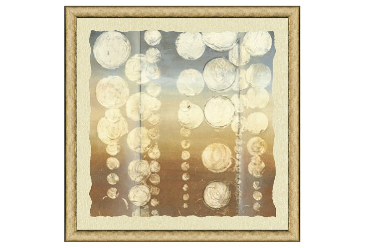 Abstract Circle Print II