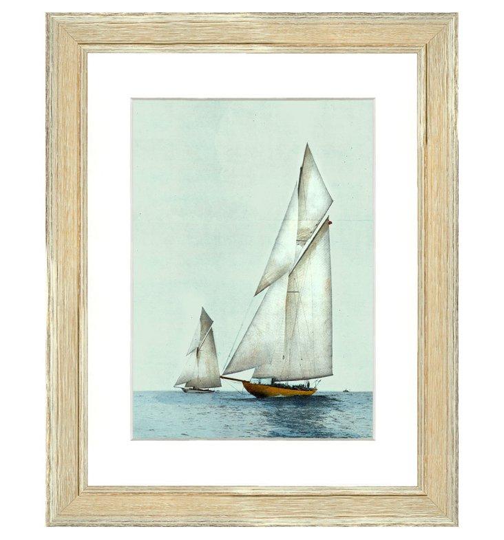 Sailboat Print II