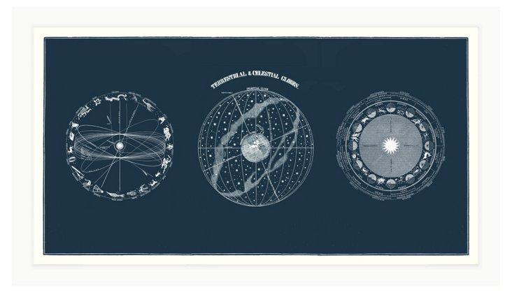 Constellation Panel Print