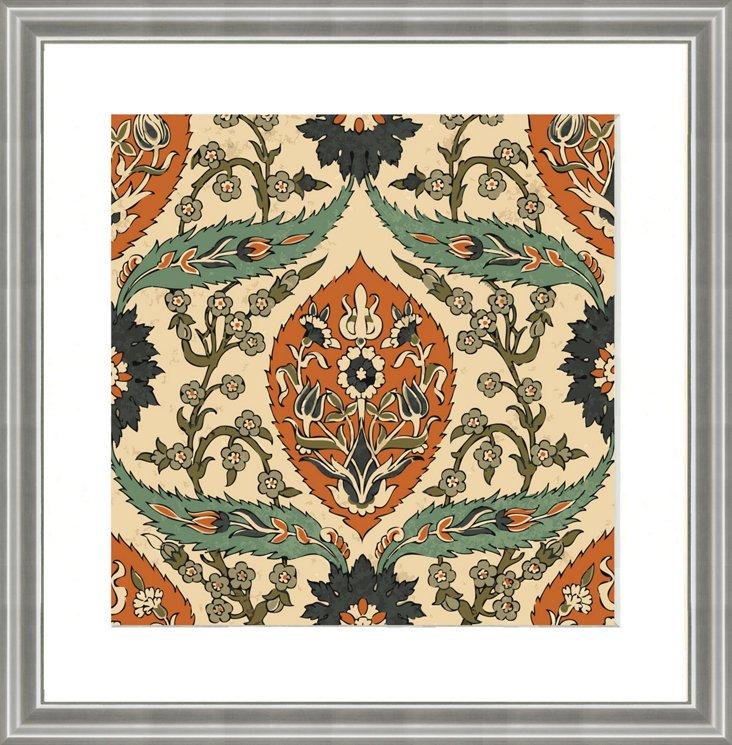 Persian Pattern Print III