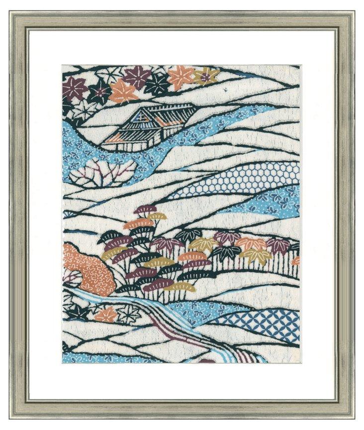 Kimono Pattern V
